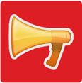 megaphone_badge